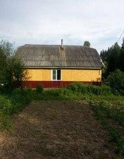 дом с участком продам